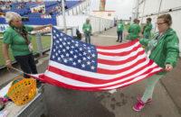 USA Verenigde Staten Amerikaanse Sporters Atleten Corona Covid19 Vaccinatie Verplicht