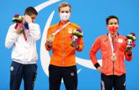 Dorsman Aantal Medailles Nederland Holland Paralympische spelen