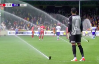 Go Ahead Eagles PEC Zwolle IJssel Derby Sproeiers Aan Laatste Minuten Tijdrekken