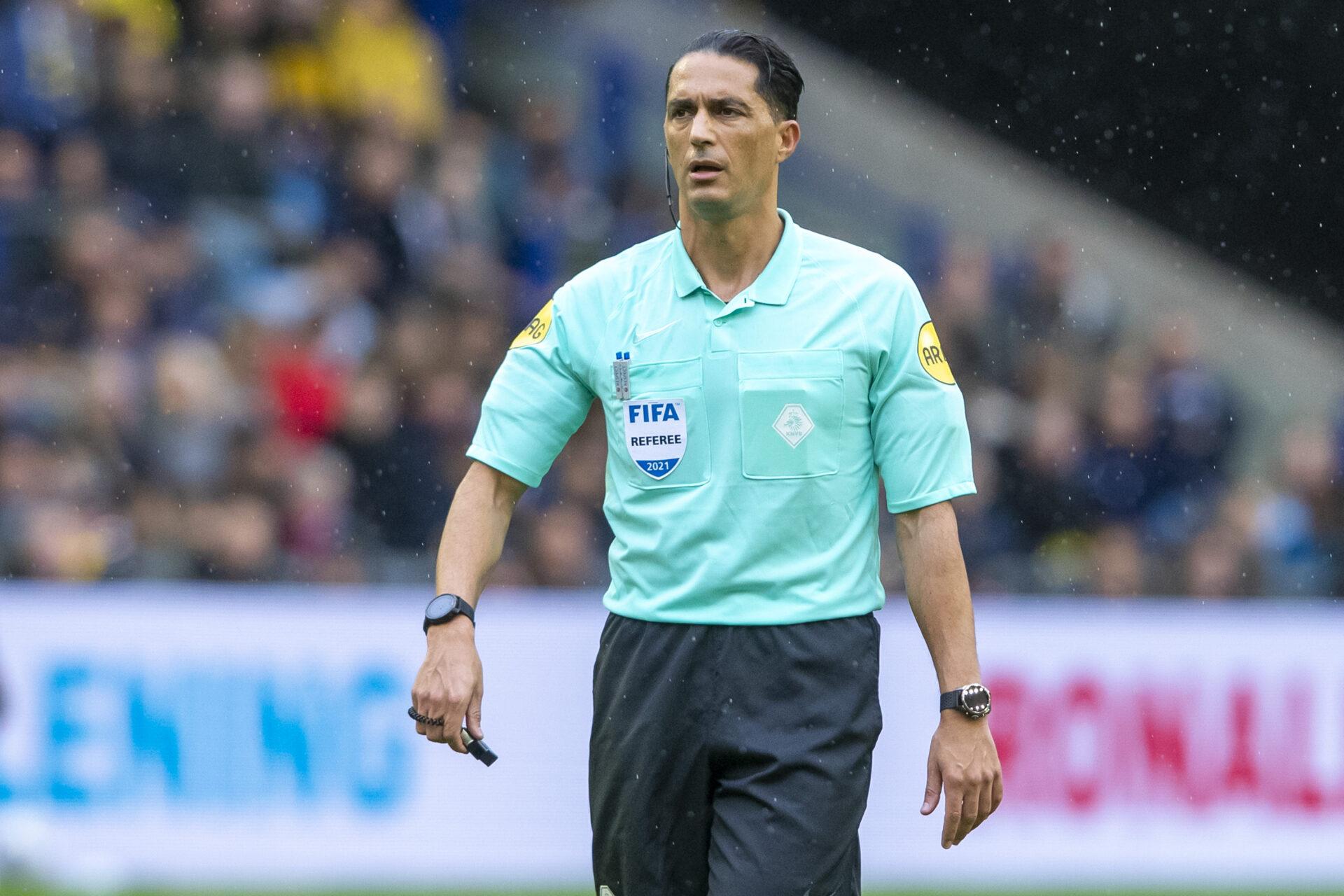Serdar Gözübüyük whistles Ajax – PSV: these are the referees in the Eredivisie this weekend