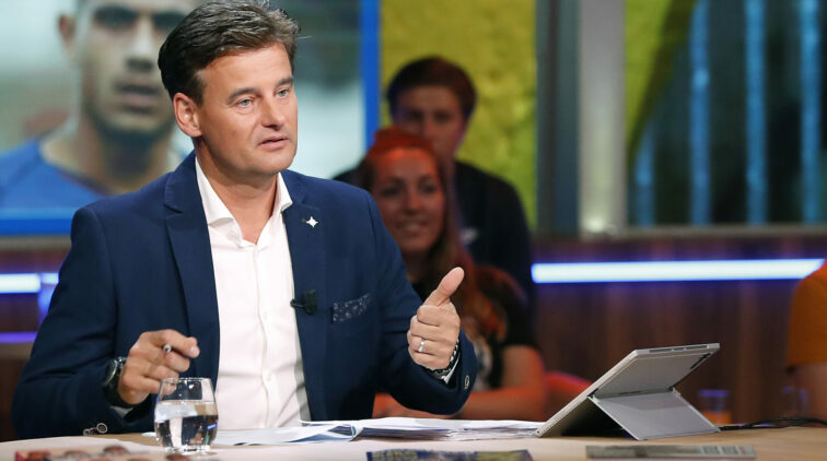 Wilfred Genee Ochtend Show Radio Angstig Moment Vuur Rook Geur Brand Gezin Schakelaar Kortsluiting Lamp